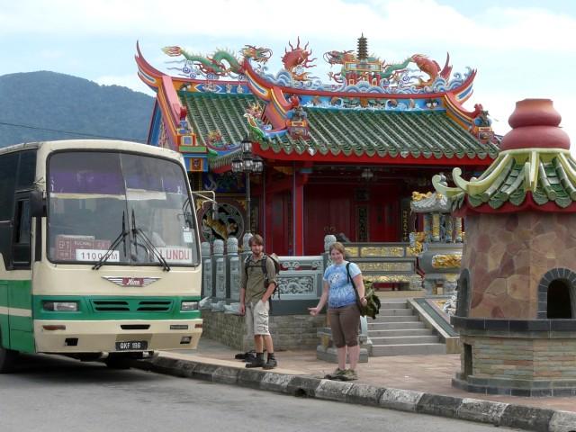 Bus Lundu To Kuching